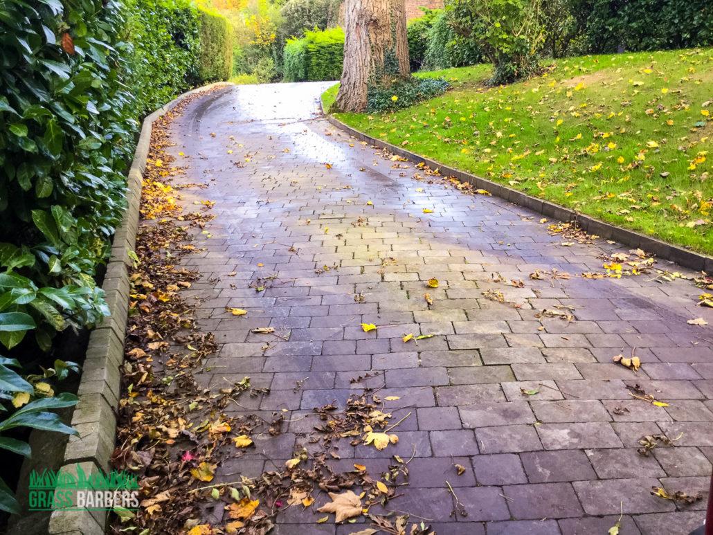 Garden maintenance project in woldingham cr3 grass barbers for Garden maintenance