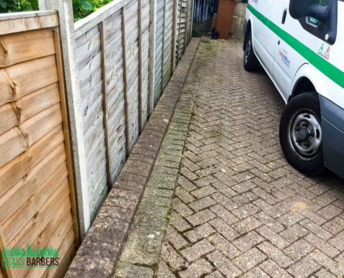 Commercial Grounds Maintenance Project in Sutton SM1