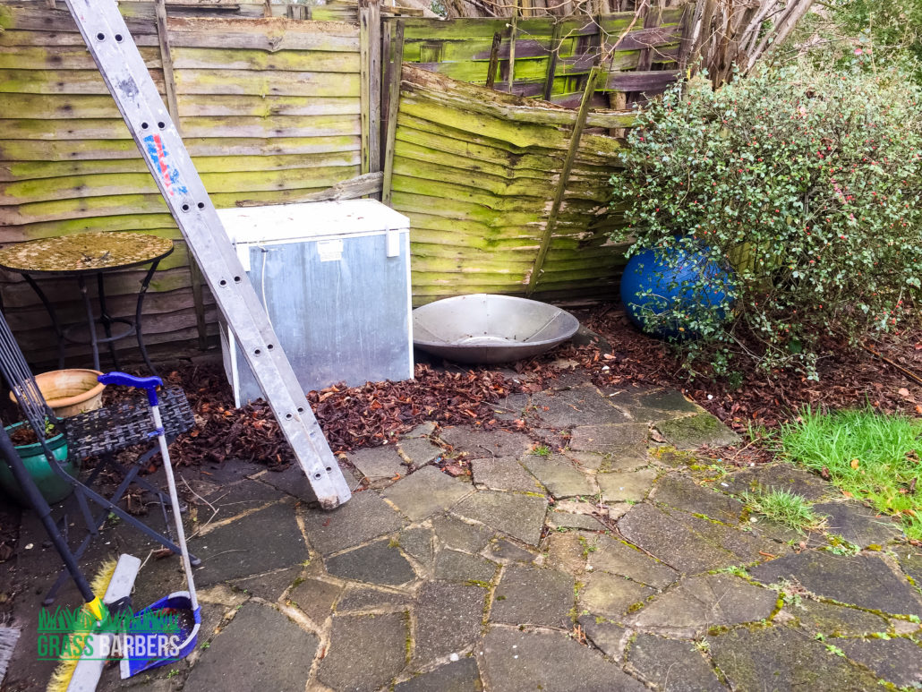 Garden maintenance project in purley cr8 for Garden maintenance