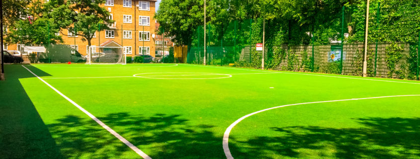 Visitor Attraction Grounds Maintenance Project in Brixton SW9