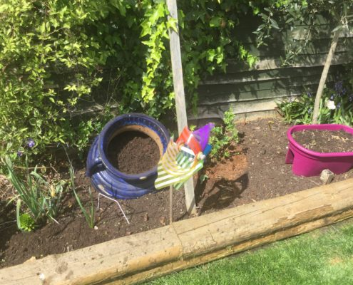 Garden Maintenance Project in Sutton SM3