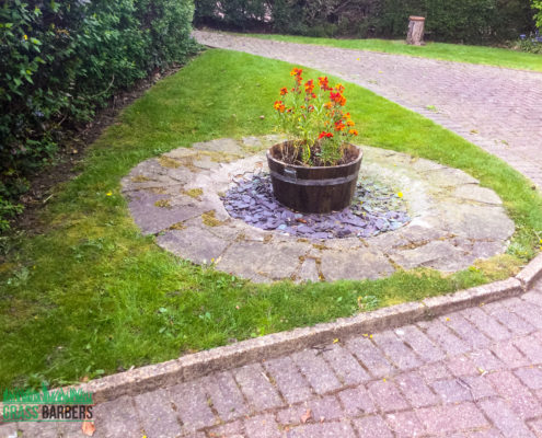 Garden Maintenance Project in Ewell SM2