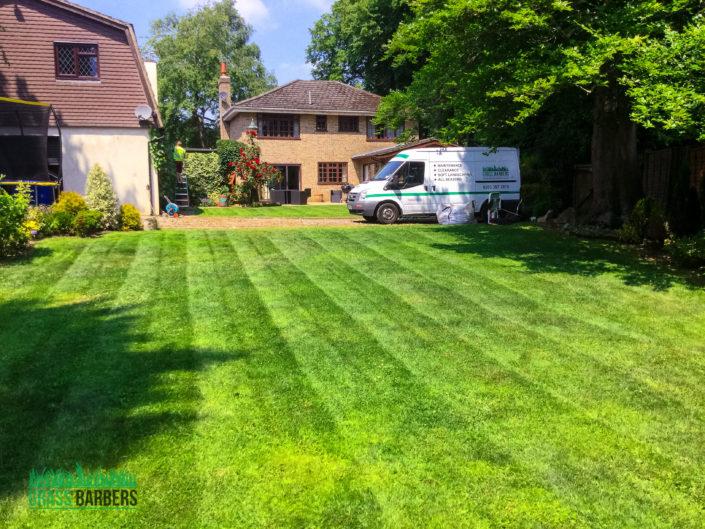 Garden Maintenance Project in Tatsfield TN16