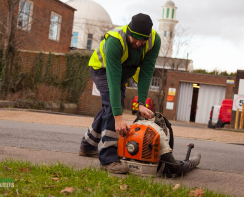 grassbarbers - gardening services in morden london surrey