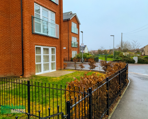 Landscape Maintenance Project in Mitcham CR4