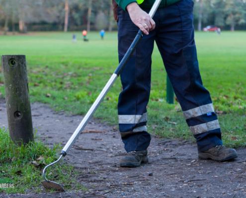 GrassBarbers gardening services in Banstead SM7