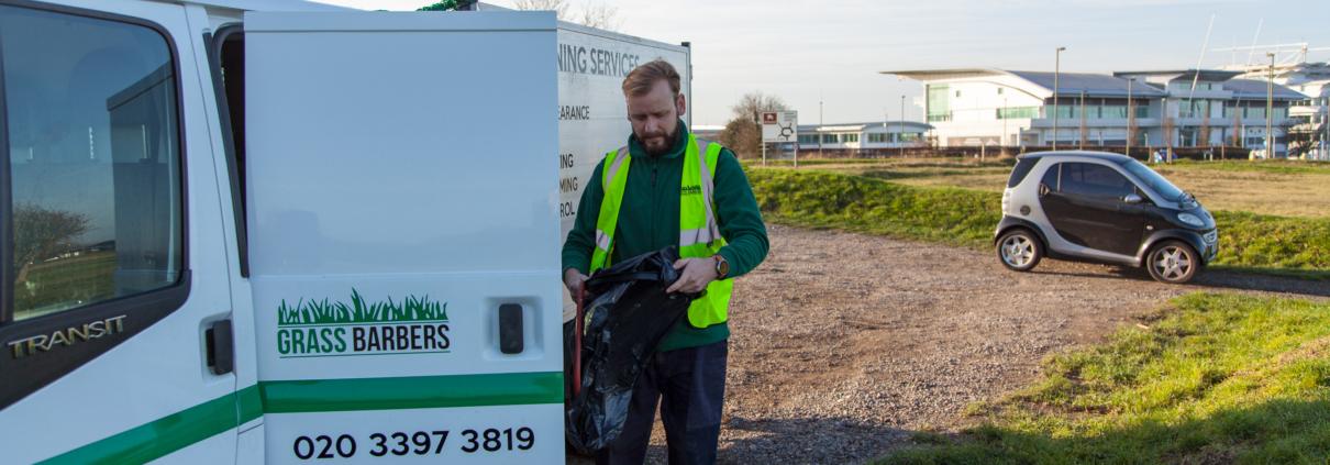 GrassBarbers gardening services in Epsom KT18