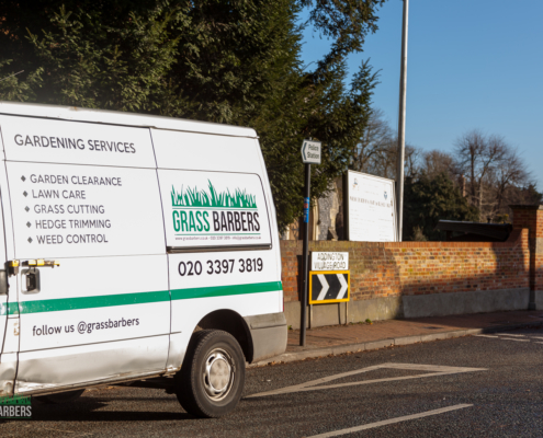 Gardening services in Addington CR0 by Grass Barbers