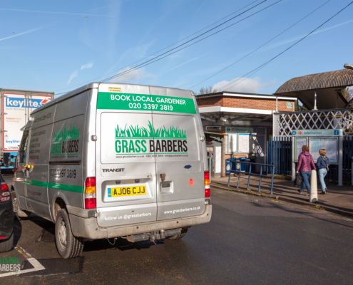 Gardening Services in West Wickham BR4 by Grass Barbers